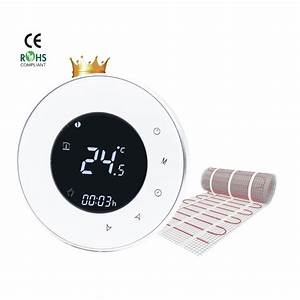 Tuya Smart 2 4g Wifi Room Heating Cable Thermostat With