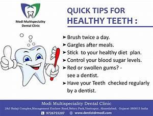 Dentist Recommendations  Dental Instructions  Dental
