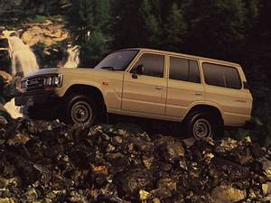 1980 - 1989 Toyota Land Cruiser 60 Series Review