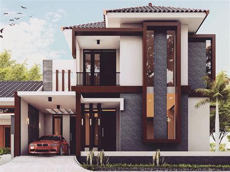 gambar rumah mewah  ruangannya konsep terbaru model