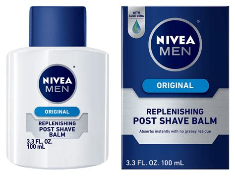 The Best After Shave Lotion Nivea After Shave Reviews Gentleman S Gazette