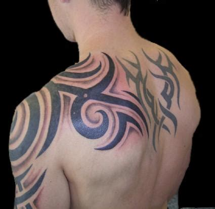 tattoo pictures     shoulder tribal