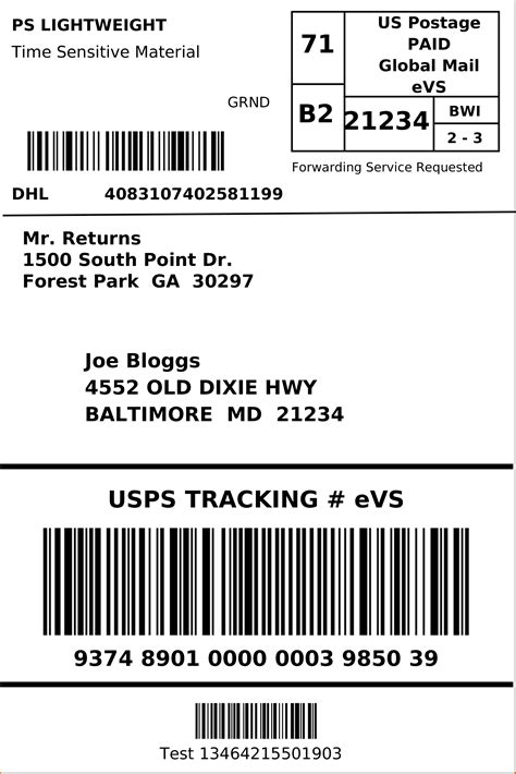 return label template return labels template portablegasgrillweber