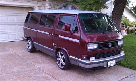 volkswagen vanagon vwfamilymobile 39 s 1990 volkswagen vanagon in anaheim ca