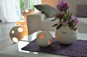 Deko Für Das Wohnzimmer : deko in lila f r das wohnzimmer tiziano wohnambiente pinterest lila tiziano keramik und ~ Bigdaddyawards.com Haus und Dekorationen
