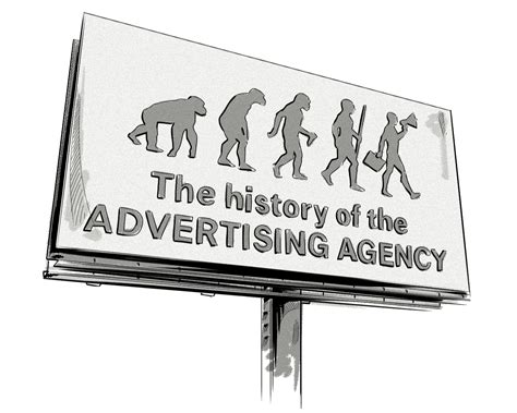 Advertising Agency by The History Of The Advertising Agency Clearcode