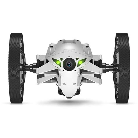 parrot mini drone jumping sumo rc vehicle  wide angle camera ebay