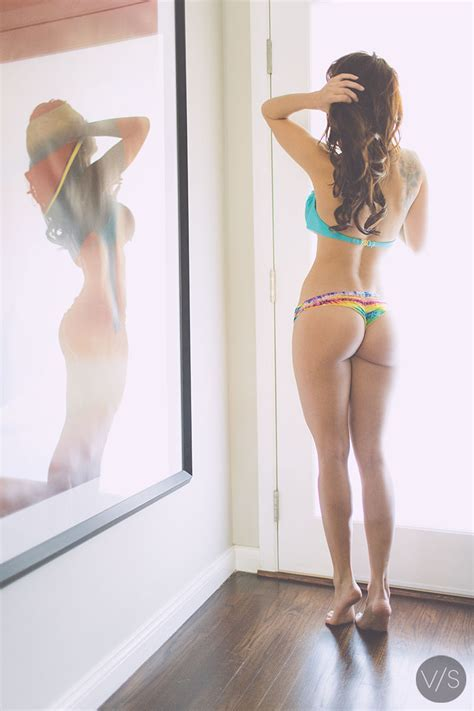 Tianna Gregory S Rainbow Thong
