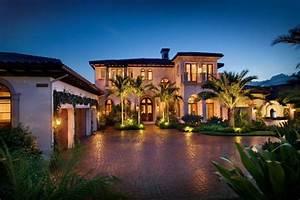 Private, Residence, Naples, Florida, -, Mediterranean, -, Exterior, -, Miami