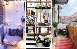Balkongestaltung Kleiner Balkon : deko ideen kleiner balkon ~ Frokenaadalensverden.com Haus und Dekorationen