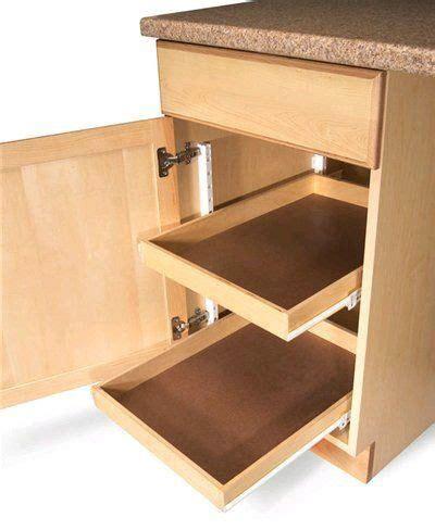 kitchen cabinet drawer construction 17 best drawers slides glides installation images on 5370