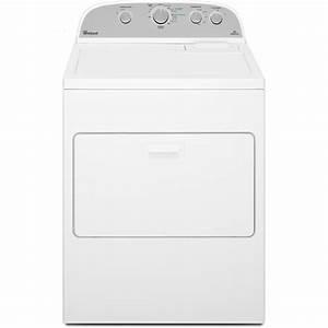 Whirlpool Wgd5000dw 7 0 Cu  Ft  Cabrio U00ae Gas Dryer W