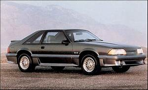 Top 10 Mustangs of All Time (#5): 1987 Mustang 5.0L - OnAllCylinders