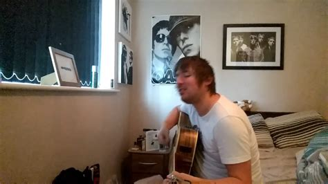 wall of glass liam gallagher cover youtube
