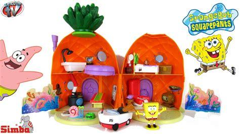 Spongebob Squarepants Pineapple House Playset Toy Unboxing