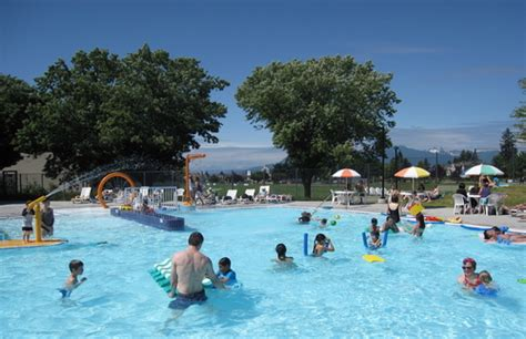 Vancouver Outdoor Pools