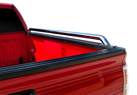 Silverado Bed Rails by Steelcraft Chevy Silverado Polished Stainless Steel Bed