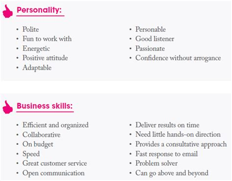 personality traits skills photo buyers don t want in