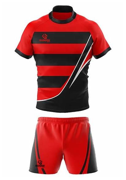 Rugby Uniforms Sublimated Custom Teamwear