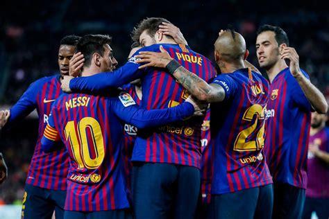 Barcelona se lo dio vuelta al Rayo Vallecano y se afianza ...