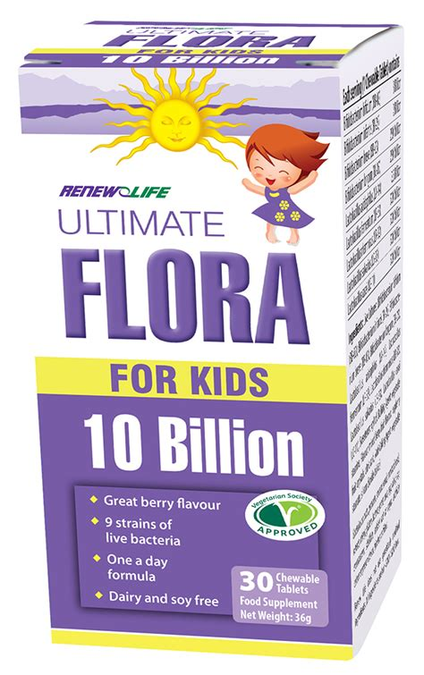 Renew Life Ultimate Flora For Kids