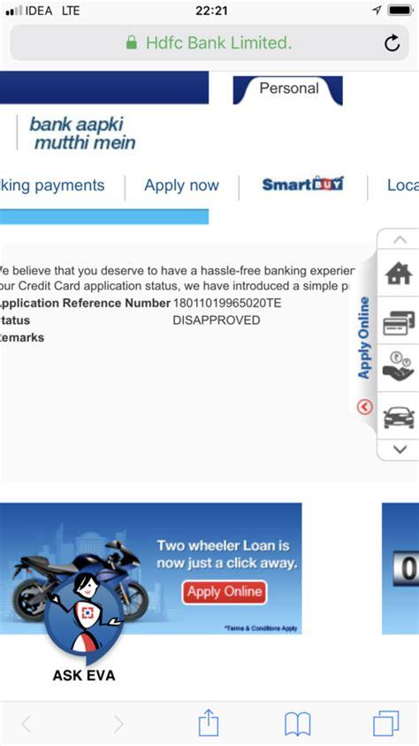 Best credit cards, fast application, rebuild credit Resolved HDFC Bank — credit card