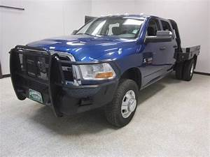 2011 Dodge Ram 3500 4x4 6 7 Diesel Crew Cab 6 Speed Manual