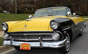 1955 Ford Sunliner | 1955 Ford Sunliner Convertible For Sale | Classic Cars, Muscle Cars, Exotic ...