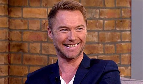 Ronan Keating Says He's Proud That Couples Conceive Kids