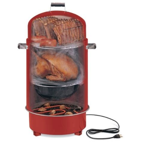 Brinkmann Backyard Kitchen by Brinkmann Gourmet Electric Smoker And Grill Gander