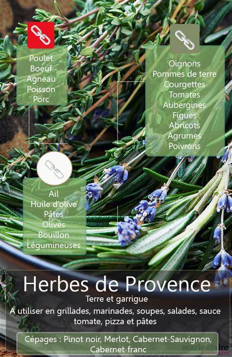 les herbes de cuisine comment utiliser les herbes de provence en cuisine