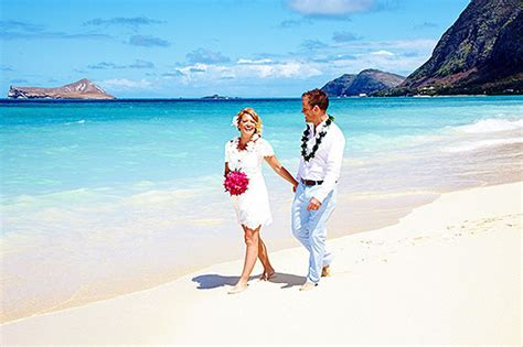 $285 Hawaii Weddings on Oahu