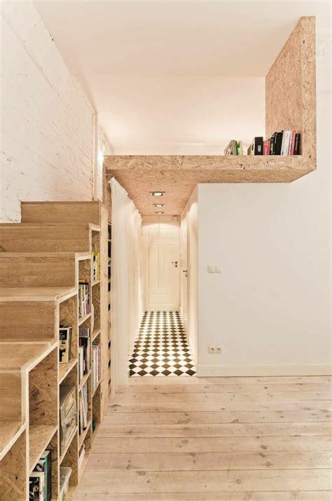 Regal Als Treppe Nutzen by Innentreppen Notwendigkeit Und F 252 Rs Interieur