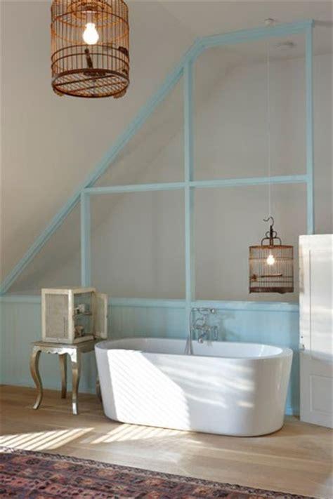 da loos slanted ceiling bathrooms
