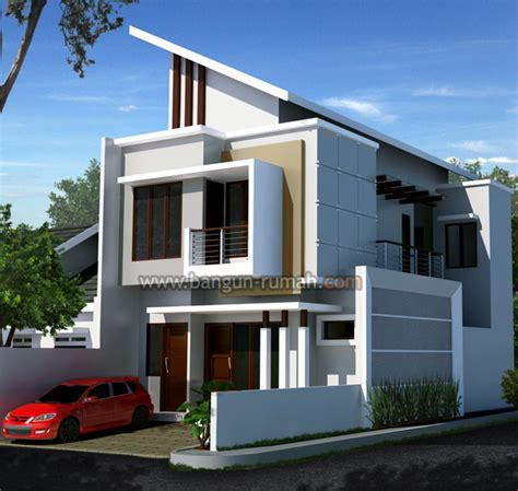 desain rumah hook lebar tanah meter meter desain rumah