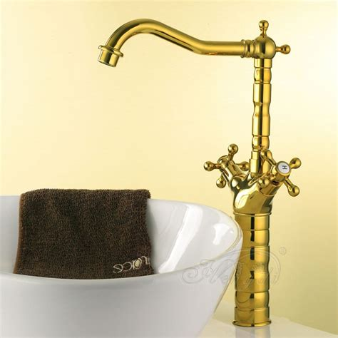 Modern Gold Bathroom Faucets by Modern Gold Faucet Gold Bathroom Faucets Gold Finish Basin
