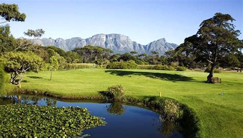 Golf Courses In The Western Cape  Cape Town Advisor