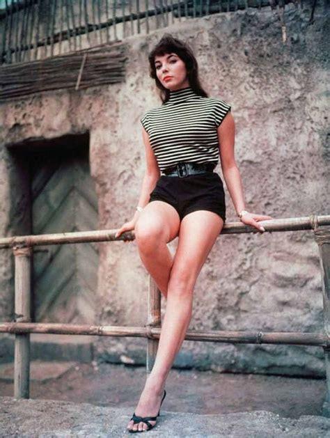 Dazzling Divas Young Joan Collins Joan Collins