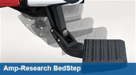 Research Bed Step by Running Boards Step Bars Powerstep 3 Inch 4 5