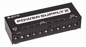 JOYO JP-02 Guitar Pedal Power Supply Station - Multi ...