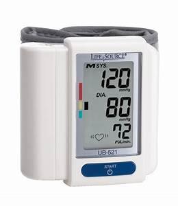 Life Fitness Blood Pressure Monitor Manual