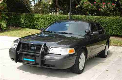 find   ford crown victoria police interceptor gray