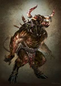 God of War III- Minotaur Picture, God of War III- Minotaur ...