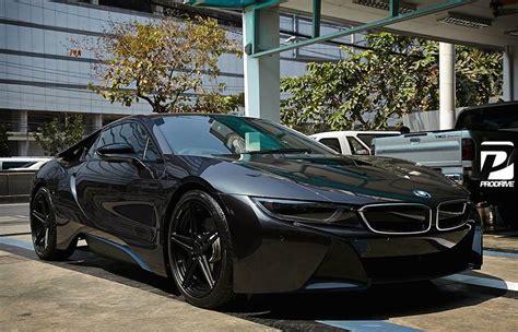 black  black bmw   prodrive