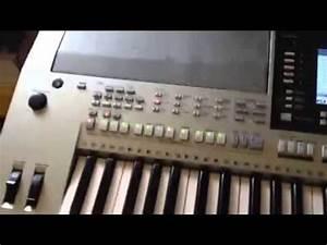 Yamaha Psr S710 : teclado yamaha psr s710 youtube ~ Jslefanu.com Haus und Dekorationen
