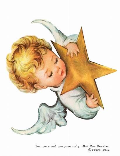 Angel Clipart Clip Boy Cartoon Clipartbay Giang