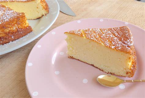 recette cuisine gateau gâteau au fromage blanc la cuisine de micheline