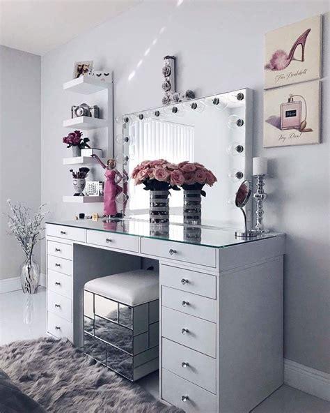 Glass Bedroom Vanity by Follow Me On ℙ ℕ ℇℛℰ ŧ Ajh71815 Interiors