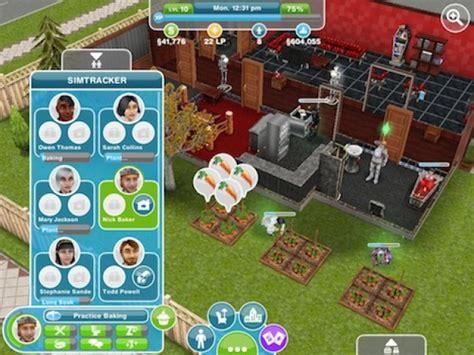 Primeiros Detalhes De The Sims Freeplay, Para Ios