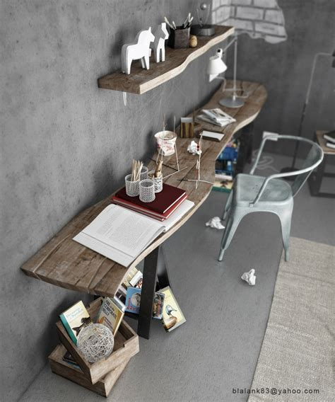 industrial style home office desk industrial style home office interior design ideas